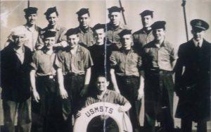World War II U.S. merchant mariners